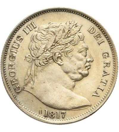 Wielka Brytania 1/2 korony 1817