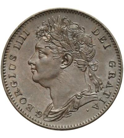Wielka Brytania 1 farthing 1822
