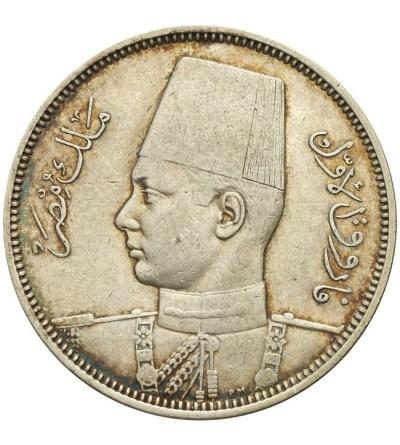 Egipt 5 piastrów 1939