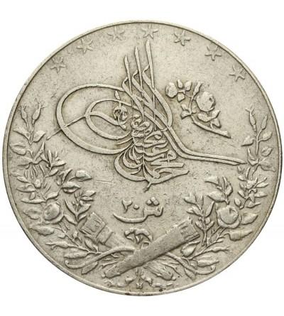 Egipt 20 qirsh 1327 / 6 AH - 1913 AD