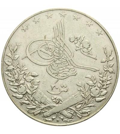 Egipt 20 qirsh 1293 / 30 AH - 1904 AD