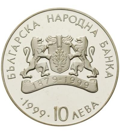 Bułgaria 10 lewa 1999 - Euro