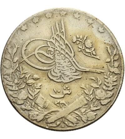 Egipt 10 qirsh 1327 / 6 AH - 1913 AD