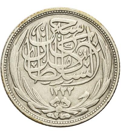 Egipt 2 piastres 1917