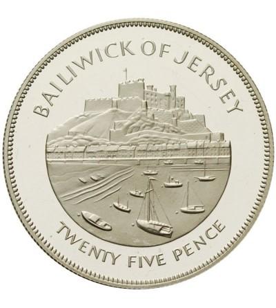 Jersey 25 pensów 1977