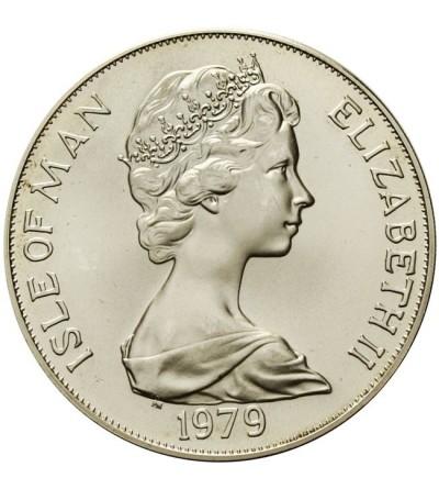 Wyspa Man 1 korona 1979