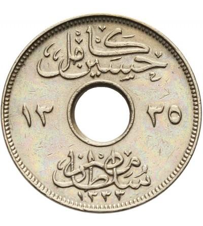 Egipt 2 milliemes 1916 H