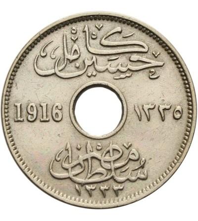 Egipt 5 milliemes 1916 H