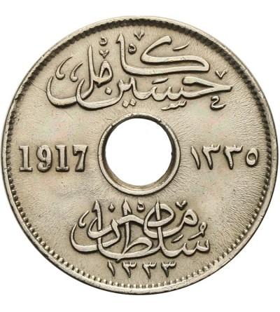 Egipt 5 milliemes 1917 H