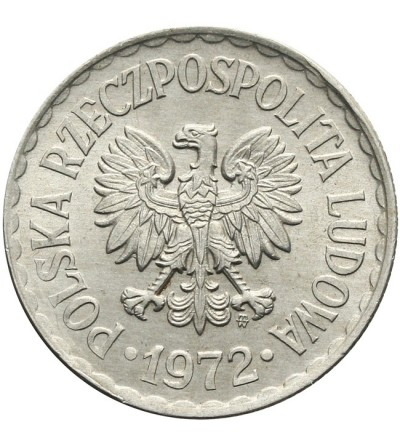 1 złoty 1972
