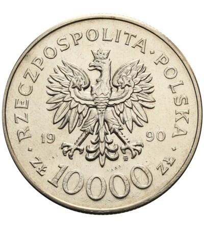 10000 złotych 1990, Solidarność