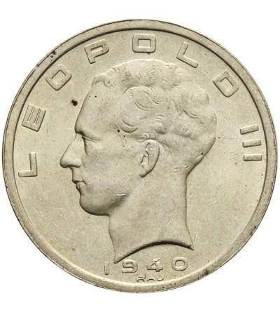 Belgia 50 franków 1940, BELGIE