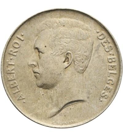 Belgia 1 frank 1912, BELGES