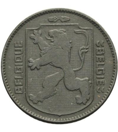 Belgia 1 frank 1941, BELGIQUE