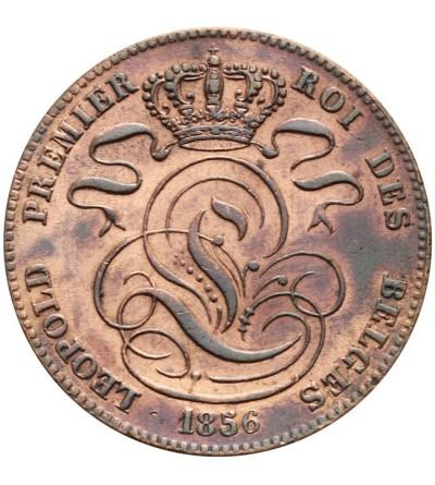 Belgia 5 centimes 1856