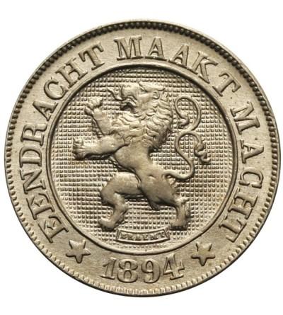 Belgia 10 centimes 1894, BELGEN