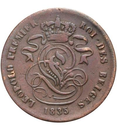 Belgia 2 centimes 1835