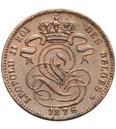 Belgia 1 centime 1874