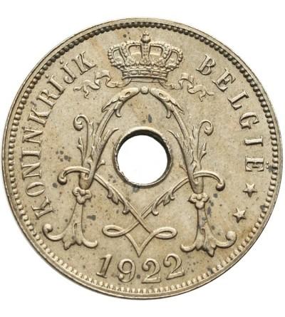Belgia 25 centimes 1922, BELGIE