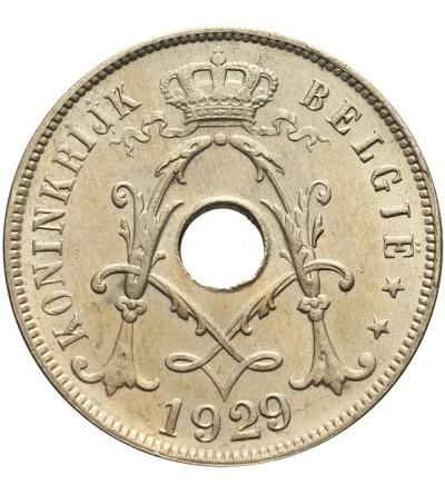 Belgia 25 centimes 1929, BELGIE