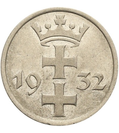 Wolne Miasto Gdańsk 1 gulden 1932