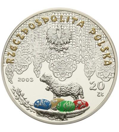 20 złotych 2003, Śmigus Dyngus