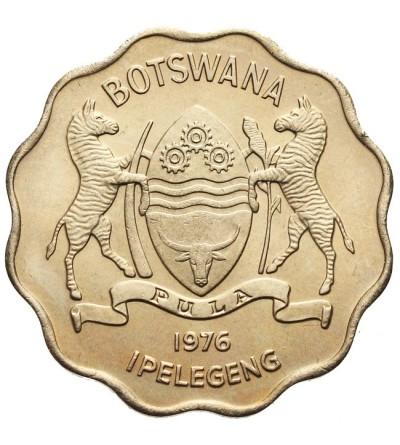 Botswana 1 pula 1976