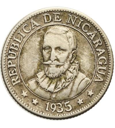 Nikaragua 10 centavos 1935