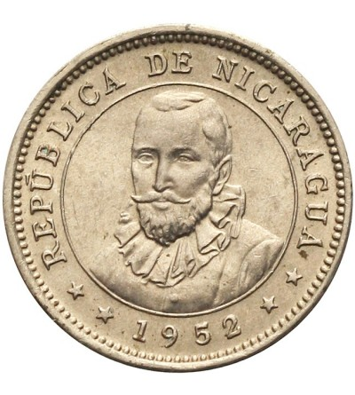 Nikaragua 5 centavos 1952