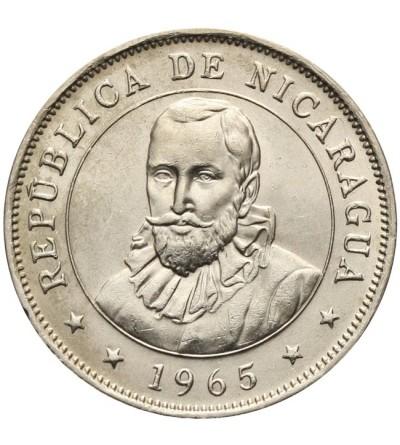 Nikaragua 50 centavos 1965
