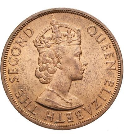 Karaiby Wschodnie 2 centy 1965