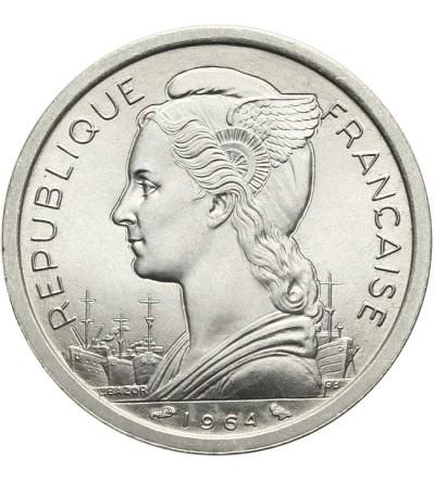 Komory 2 franki 1964