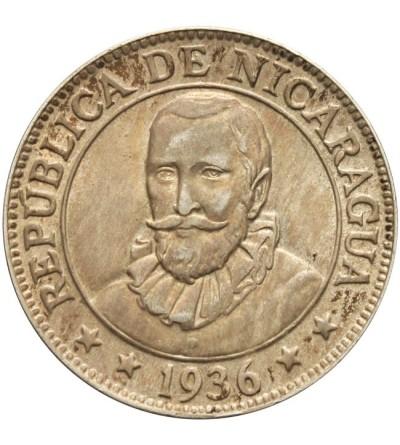 Nikaragua 25 centavos 1936