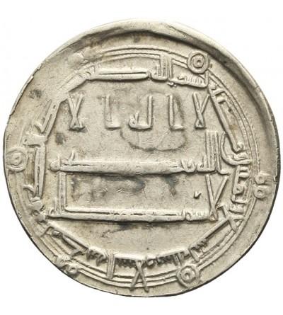 Abbasids, AR dirhem 189 AH / 804 AD, Madinat al Salam