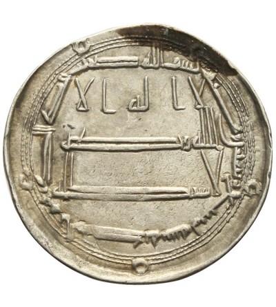 Abbasydzi, AR dirhem 189 AH / 804 AD, Al Mohammadiyah
