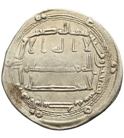 Abbasydzi, AR dirhem 190 AH / 805 AD, Al Mohammadiyah