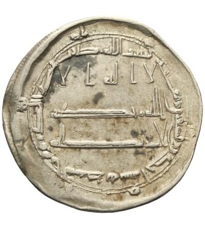 Abbasydzi, AR dirhem 191 AH / 806 AD, Al Mohammadiyah