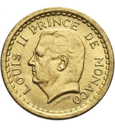 Monako 2 franki bez daty (1945)