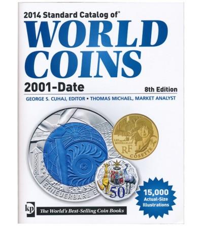 Katalog monet ze świata 2014