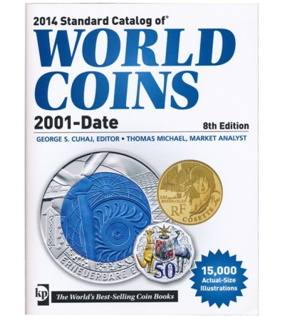 Standard catalog of world Coins 2014