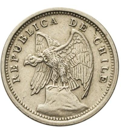 Chile 10 centavos 1935