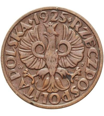 2 grosze 1925, Warszawa
