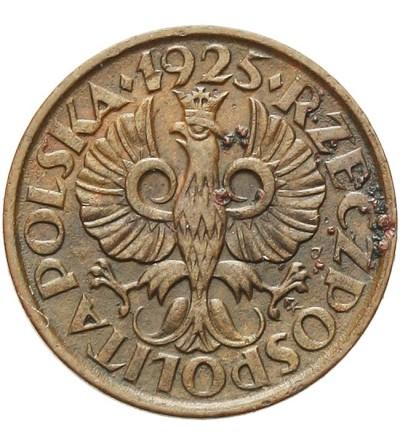 1 grosz 1925, Warszawa