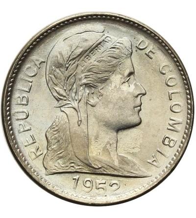 Kolumbia 1 centavo 1952 / 12 B
