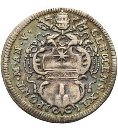 Watykan, Giulio AN V (1704/1705), Rzym, Klemens XI 1700-1721
