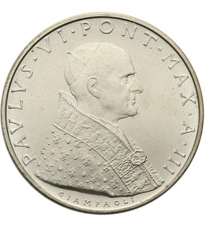 Watykan 500 lire 1965 AN III, Paweł VI