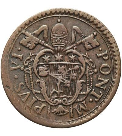Watykan - Bolonia  1 quattrino 1778