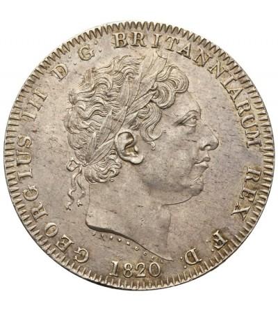 Wielka Brytania korona 1820, LX