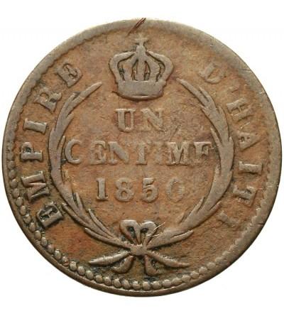 Haiti 1 centime 1850