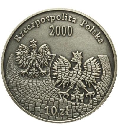10 złotych 2000, 30 rocznica Grudnia '70